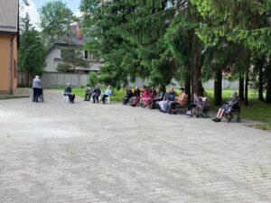 Фото: дім престарілих Львів